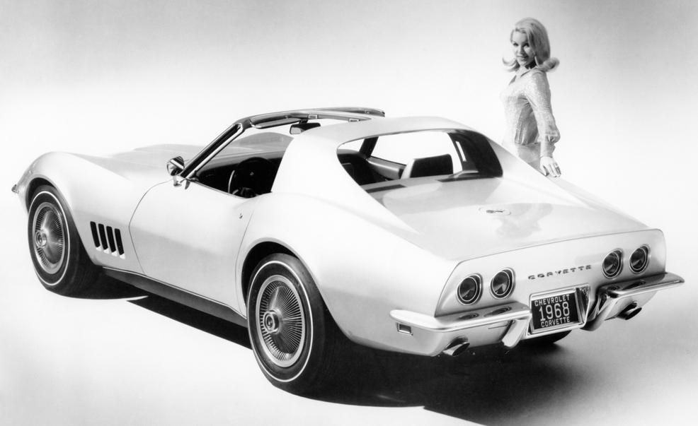 1968 Corvette. Image via Car & Driver.