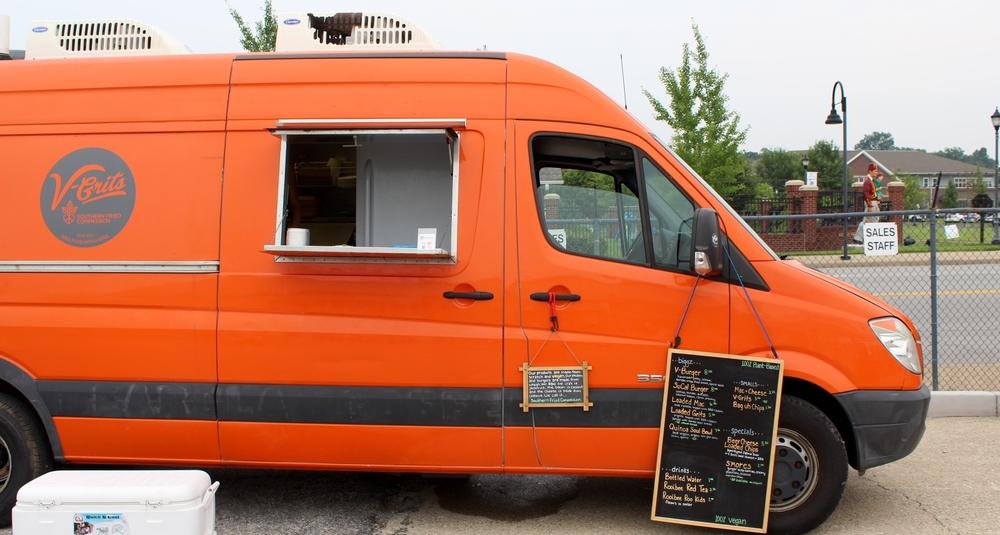 V-Grits Food Truck