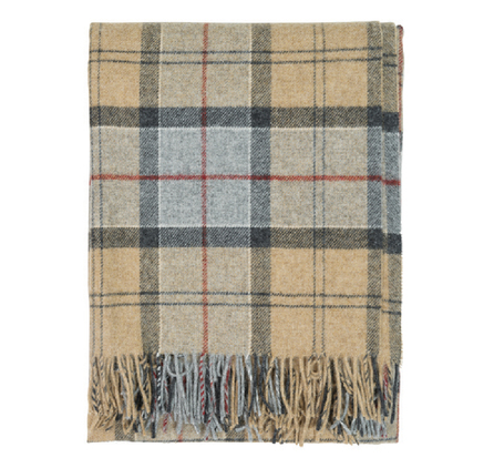 The ultimate festival accessory: The Barbour Picnic Rug.