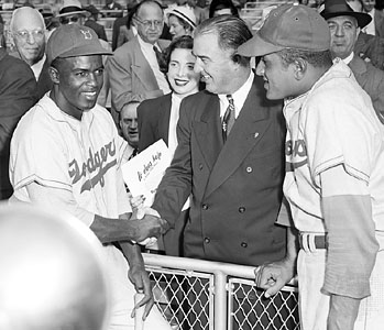 Happy Chandler | Jackie Robinson