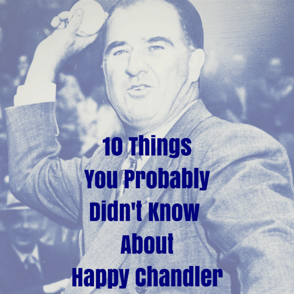 Happy Chandler's Birthday