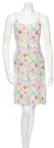 Chanel Ice Cream Dress