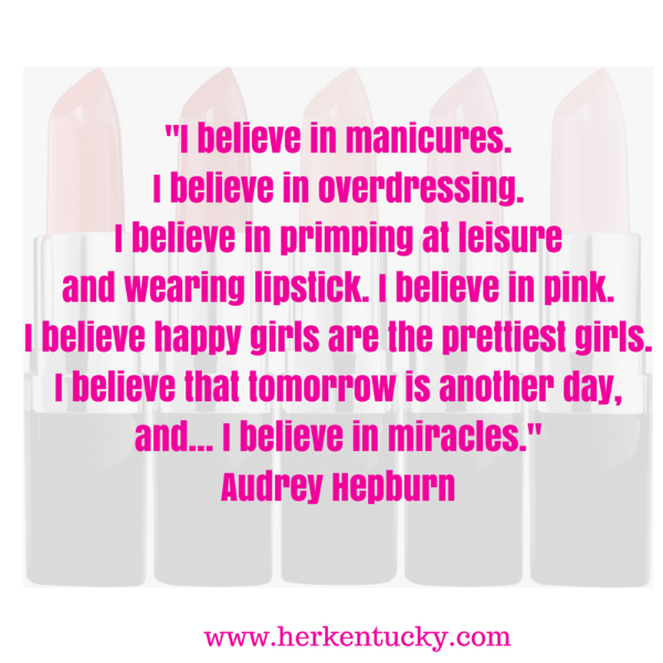 Audrey Hepburn | Beauty Quotation | HerKentucky.com |