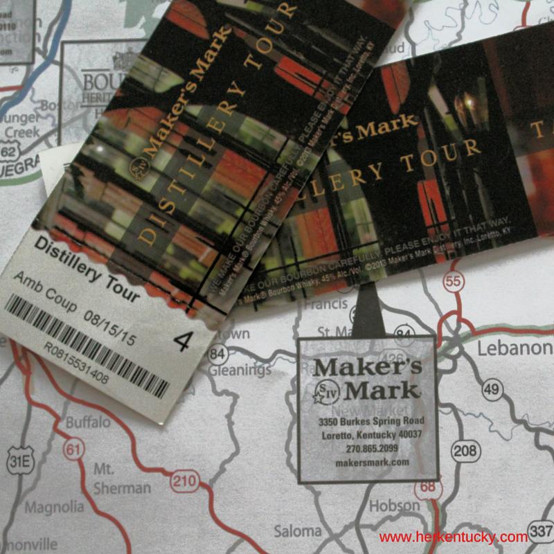Maker's Mark Distillery Tour | HerKentucky.com