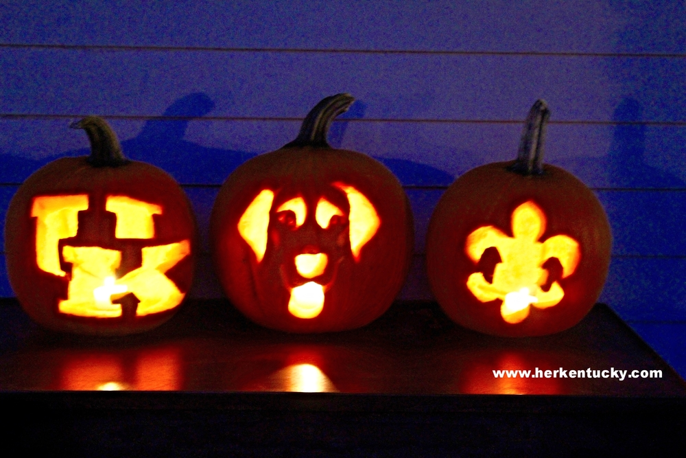Kentucky Jack o' Lanterns
