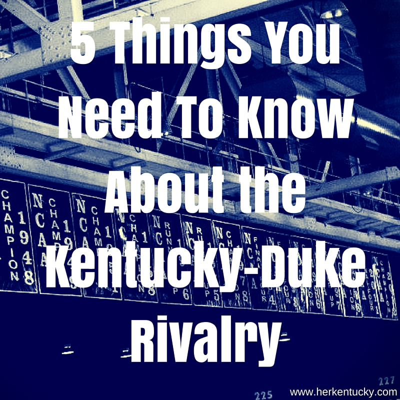 5 Things You Need to Know about UK - Duke