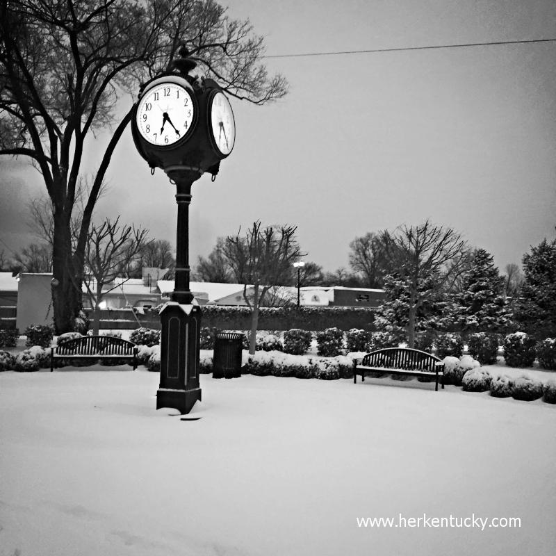 Snowy Louisville