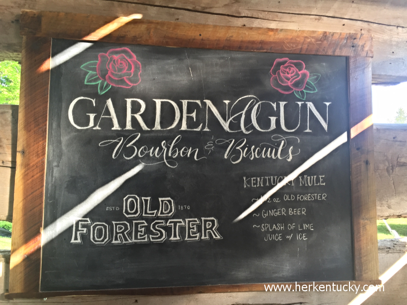 Garden & Gun Derby Brunch