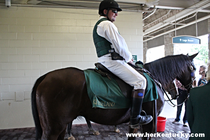 Keeneland Jockey