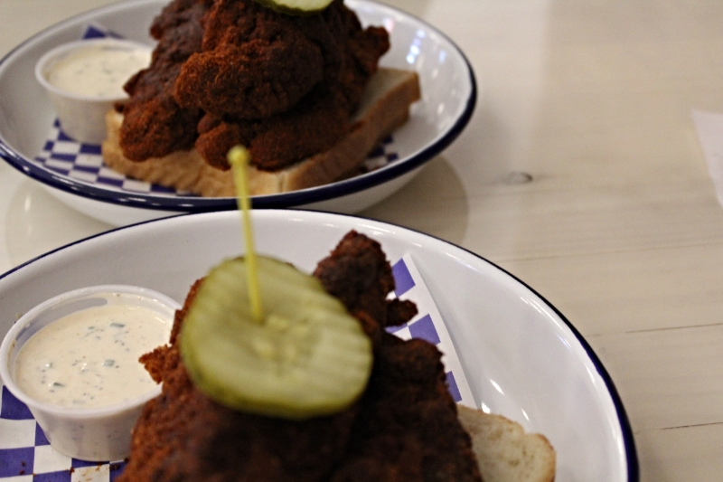 Royal's Hot Chicken Louisville KY