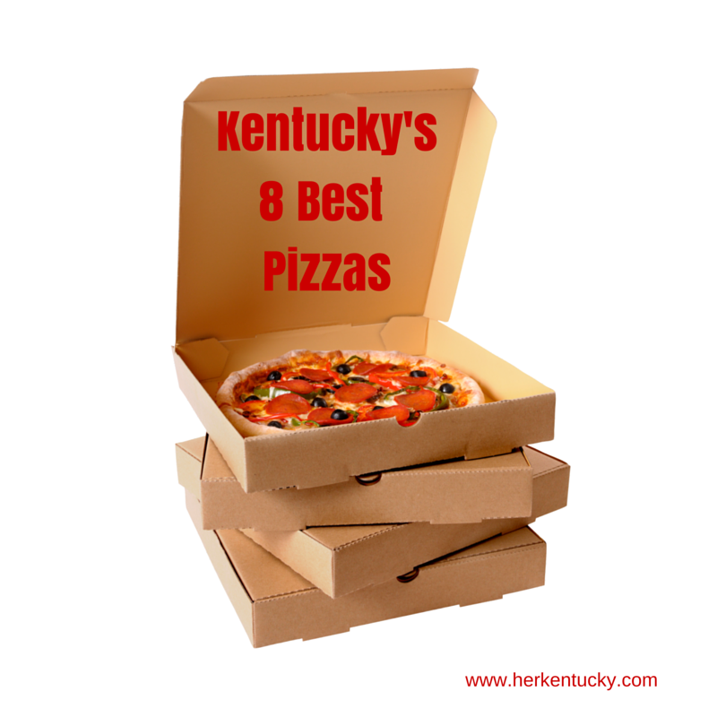 Kentucky's 8 Best Pizzas