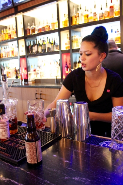 Ashley Towning, Louisville mixologist