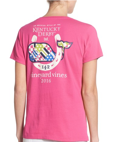 Vineyard Vines Kentucky Derby Tee