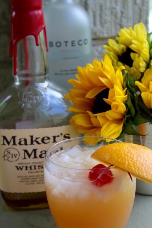 Preakness Stakes Black-Eyed Susan Cocktail