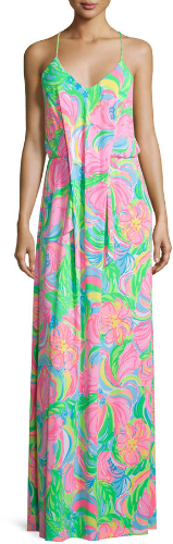 Lilly Pulitzer Rosa Maxi Dress