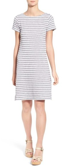 Vineyard Vines Stripe T-Shirt Dress