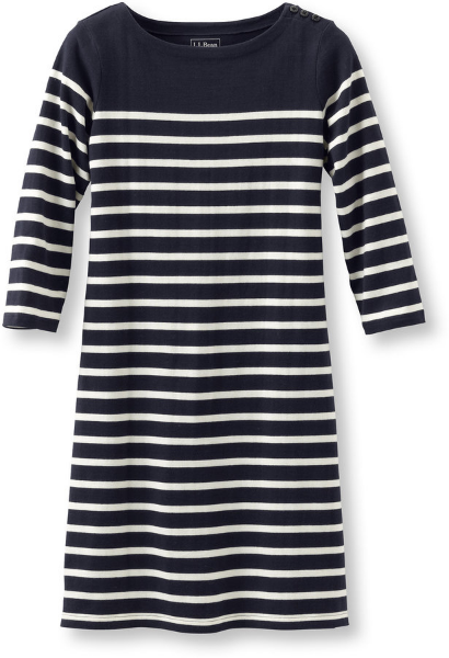 L.L. Bean Mariner Dress, ON SALE under $40