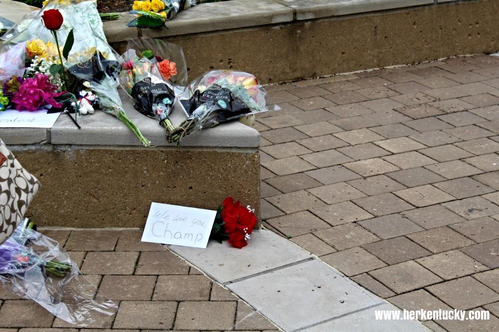 Muhammad Ali Memorial