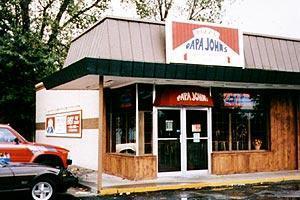 The First Papa John's.