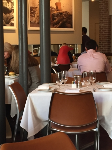 Dine with the penguins at Proof on Main.