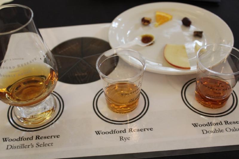 Woodford Reserve Tasting