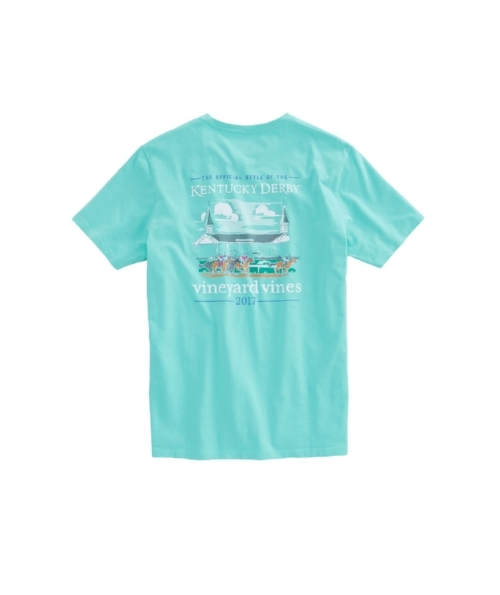 Vineyard Vines Kentucky Derby Shirt