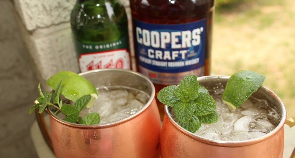 Coopers Craft and Ale-8 Bourbon Cocktail | Herkentucky.com | Kentucky lifestyle blog