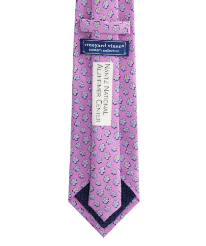 Vineyard Vines Jim Nantz Forget-Me-Knot Tie