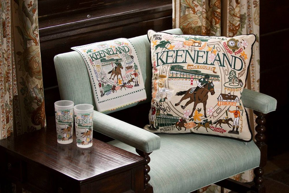 Photo via Keeneland Gift Shop.