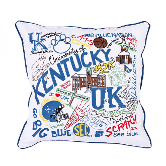 Cat Studios University of Kentucky Pillow