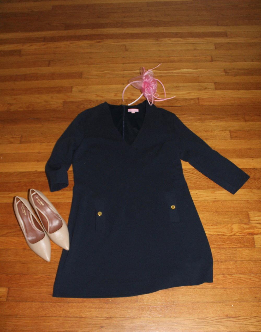 Cole Haan Shoes | Lilly Pulitzer Dress | Off Broadway Shoes Kentucky Derby style