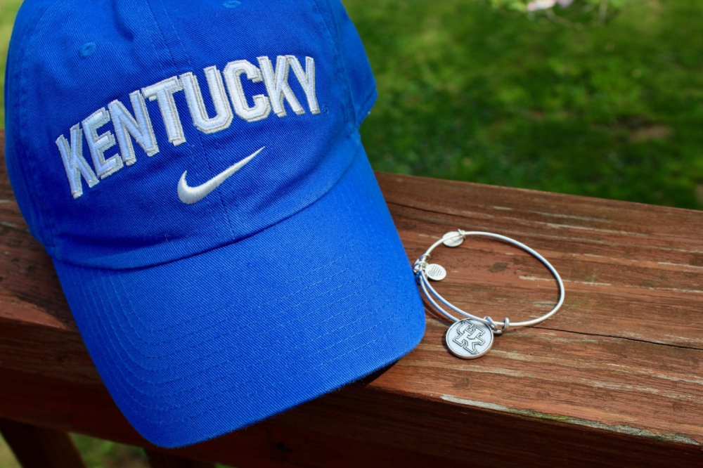 Nike  Twill Kentucky Hat  | Kentucky  Alex and Ani Charm Bracelet  (c/o Alumni Hall)