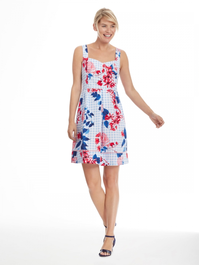 Draper James Garden Party Sweetheart Dress