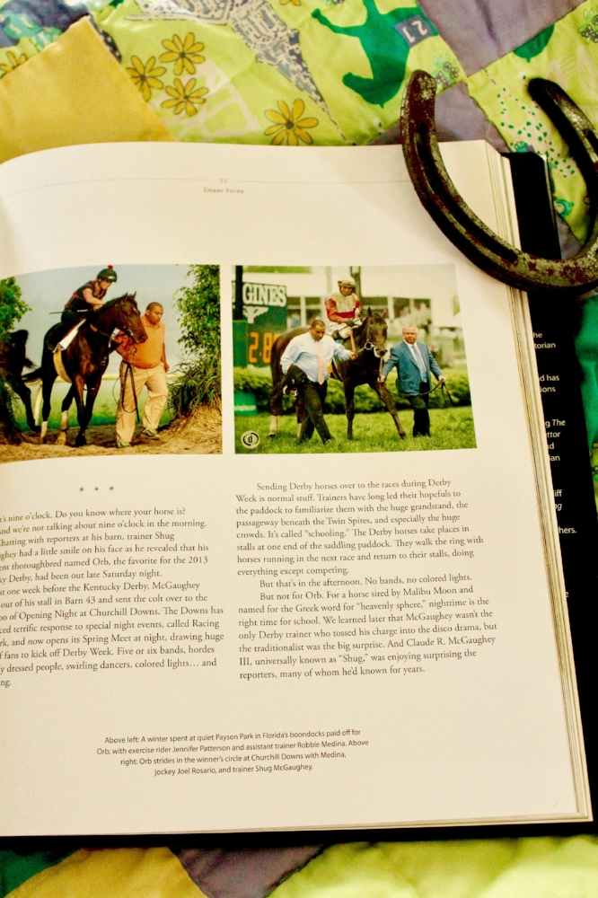 The Kentucky Derby Book -- Orb