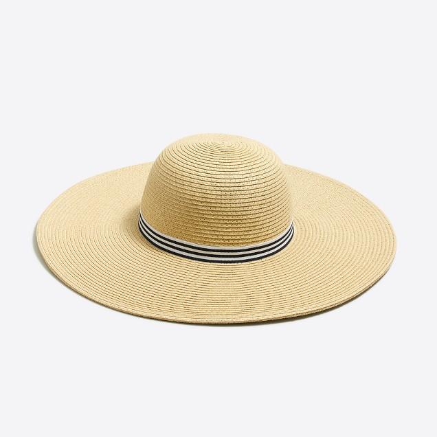 J Crew Factory Sun Hat