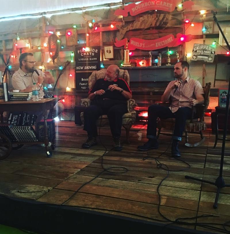Fred Noe | Forecastle Festival Bourbon Lodge | Jim Beam Bourbon Whiskey