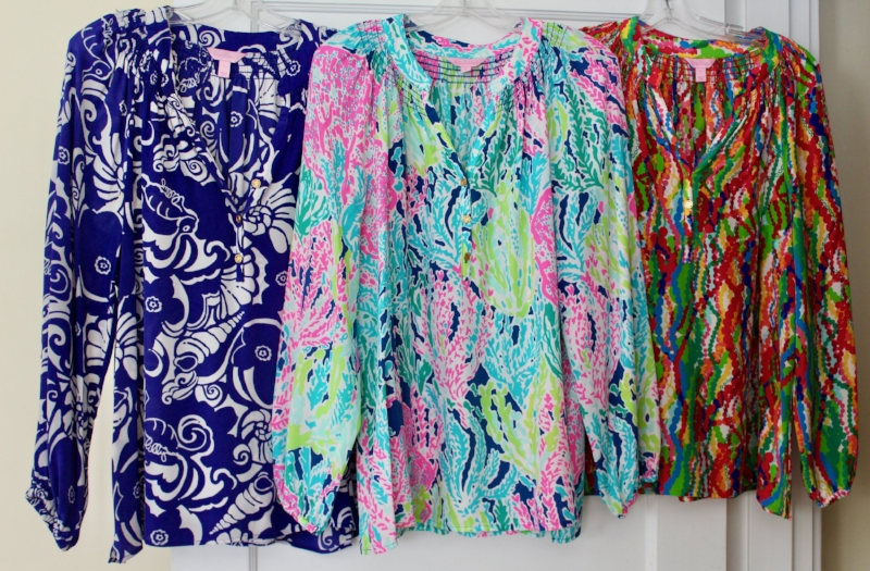 Lilly Pulitzer Elsa Tops