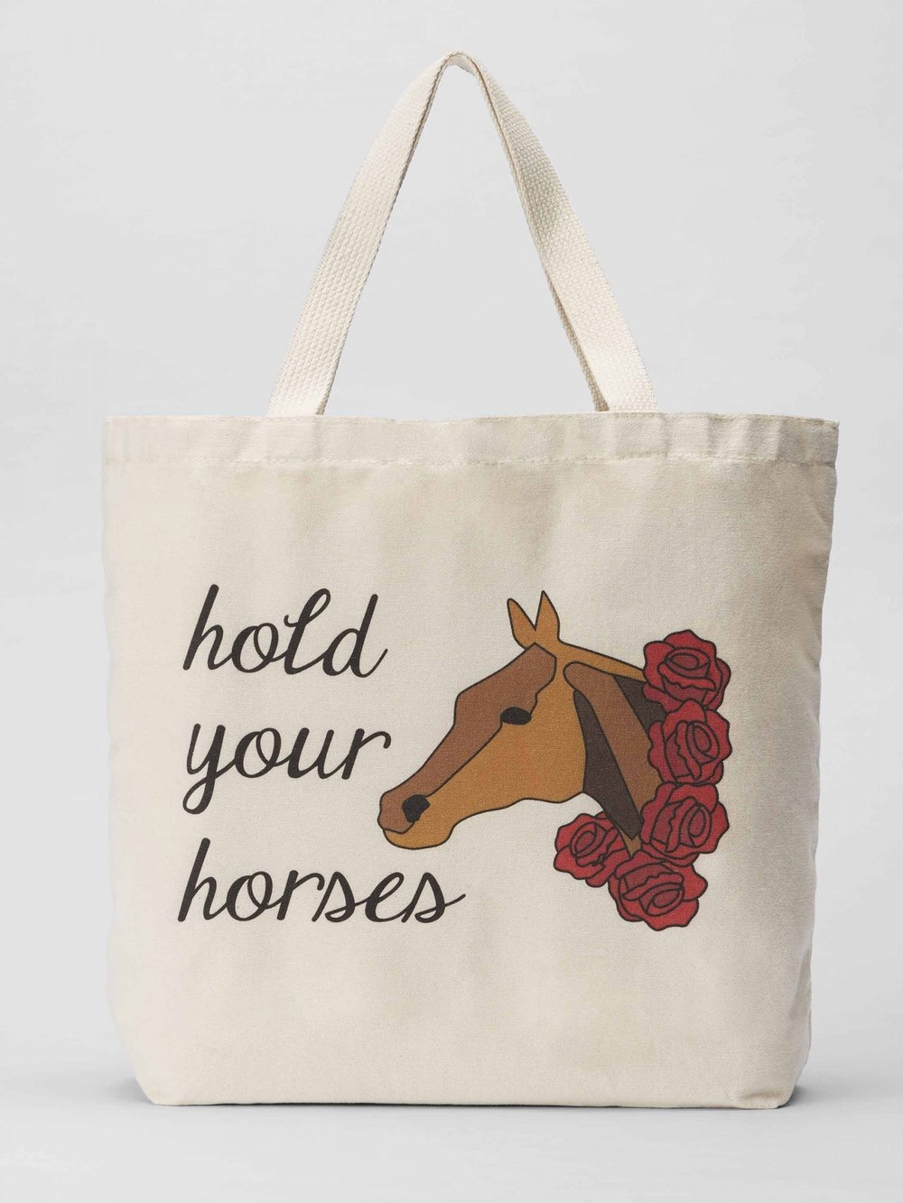 Draper James Hold Your Horses Tote