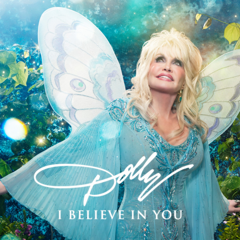 Dolly Parton I Believe in You