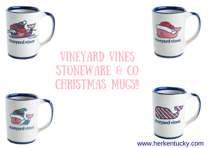 vineyard vines christmas mugs
