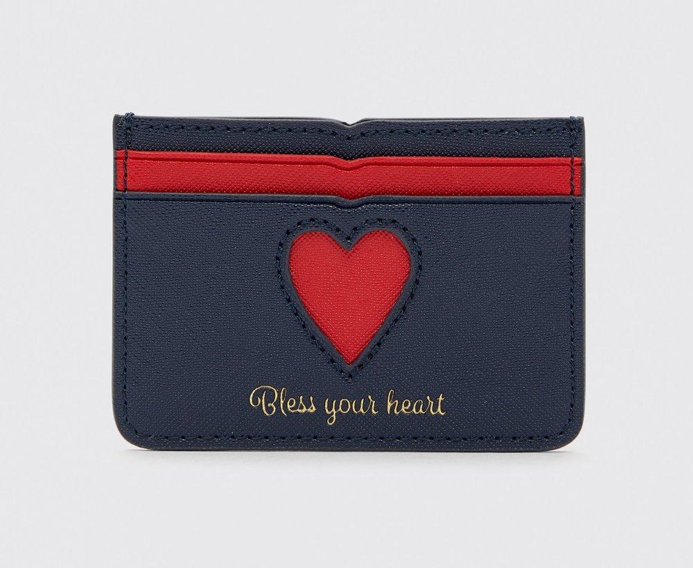 Draper James Bless Your Heart Wallet