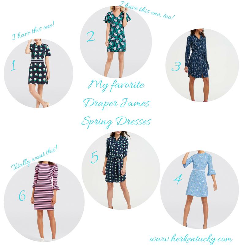 Draper James Spring 2018 Dresses
