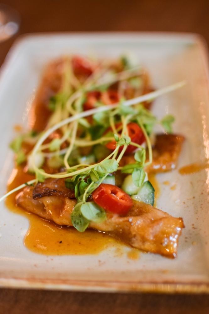Lobster Potstickers | CRU Wine Bar | Lexington KY