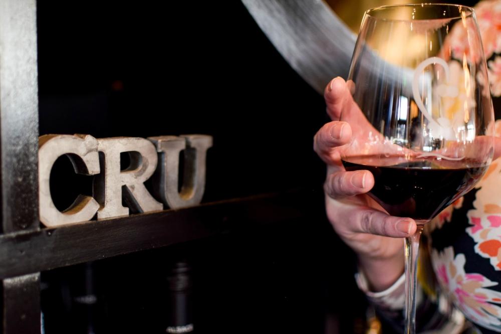 CRU Wine Bar Lexington KY