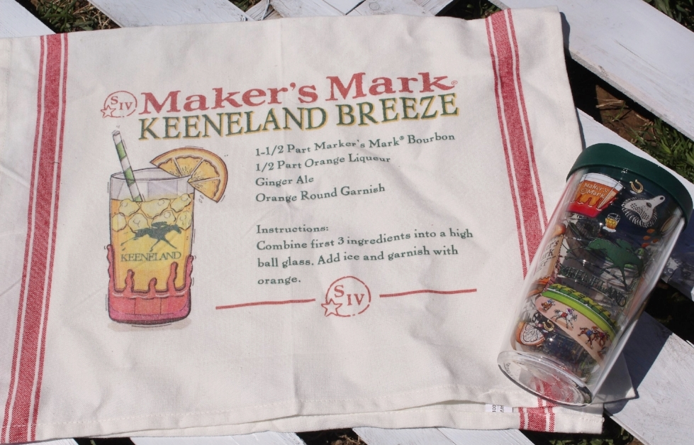 Maker's Mark Keeneland Breeze