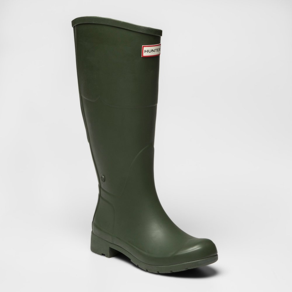 Hunter for Target Tall Green Boots