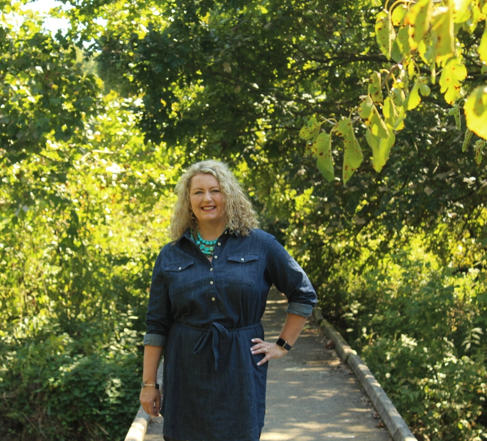 Denim Shirt dress | Kentucky Fashion Blogger