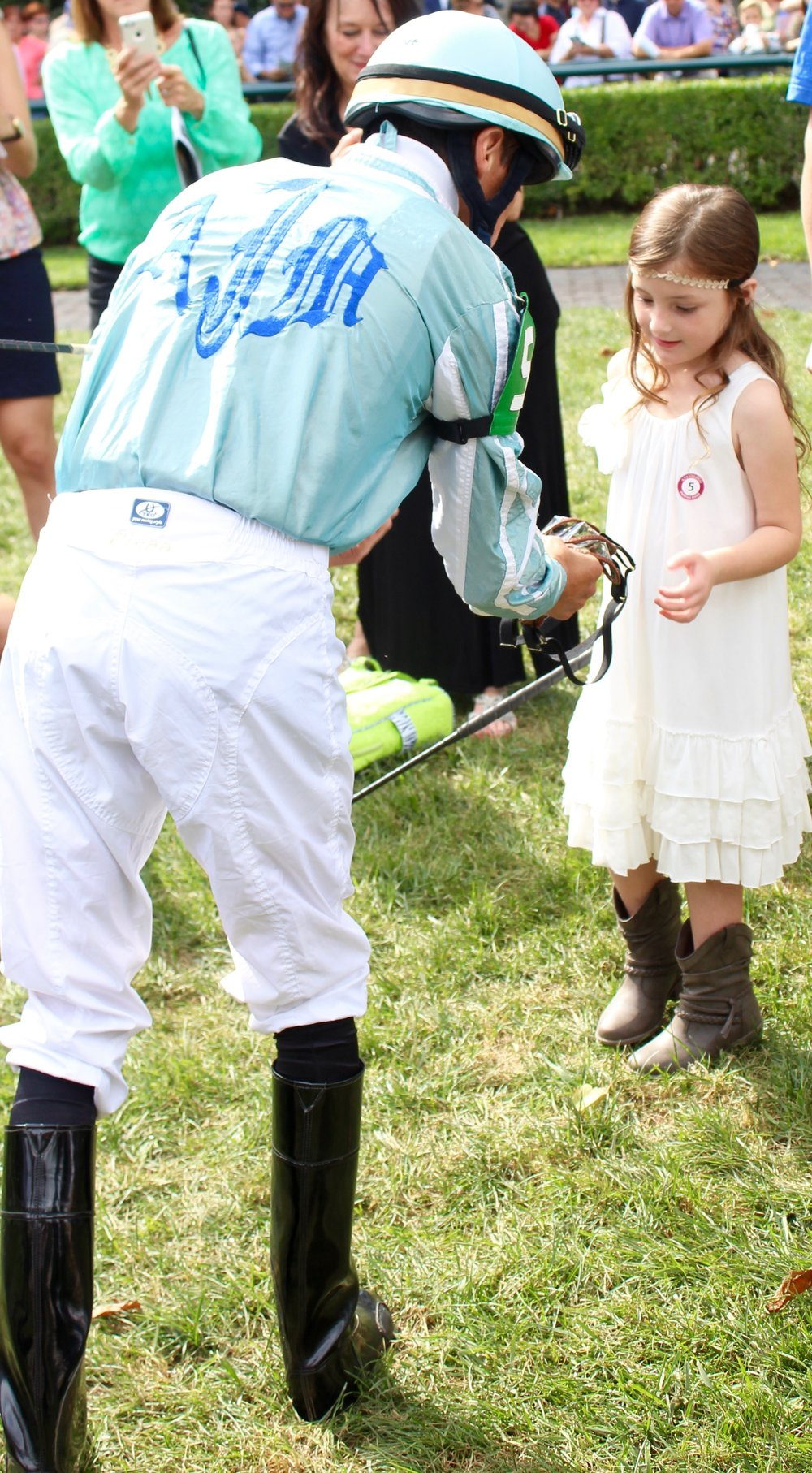 Make a Wish Day at Keeneland