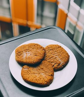 Ginger Snaps by JCP Eats