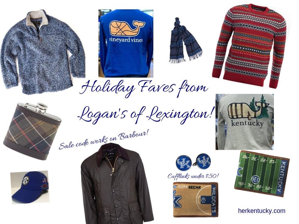 Holiday Picksfrom Logan's of Lexington!.jpg